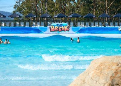Gumbuya World Wave Pool